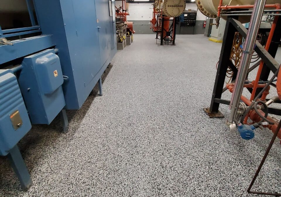 Top Advantages of Epoxy Flooring